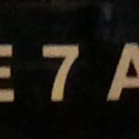 0103156 Atlanta Police Department Sign